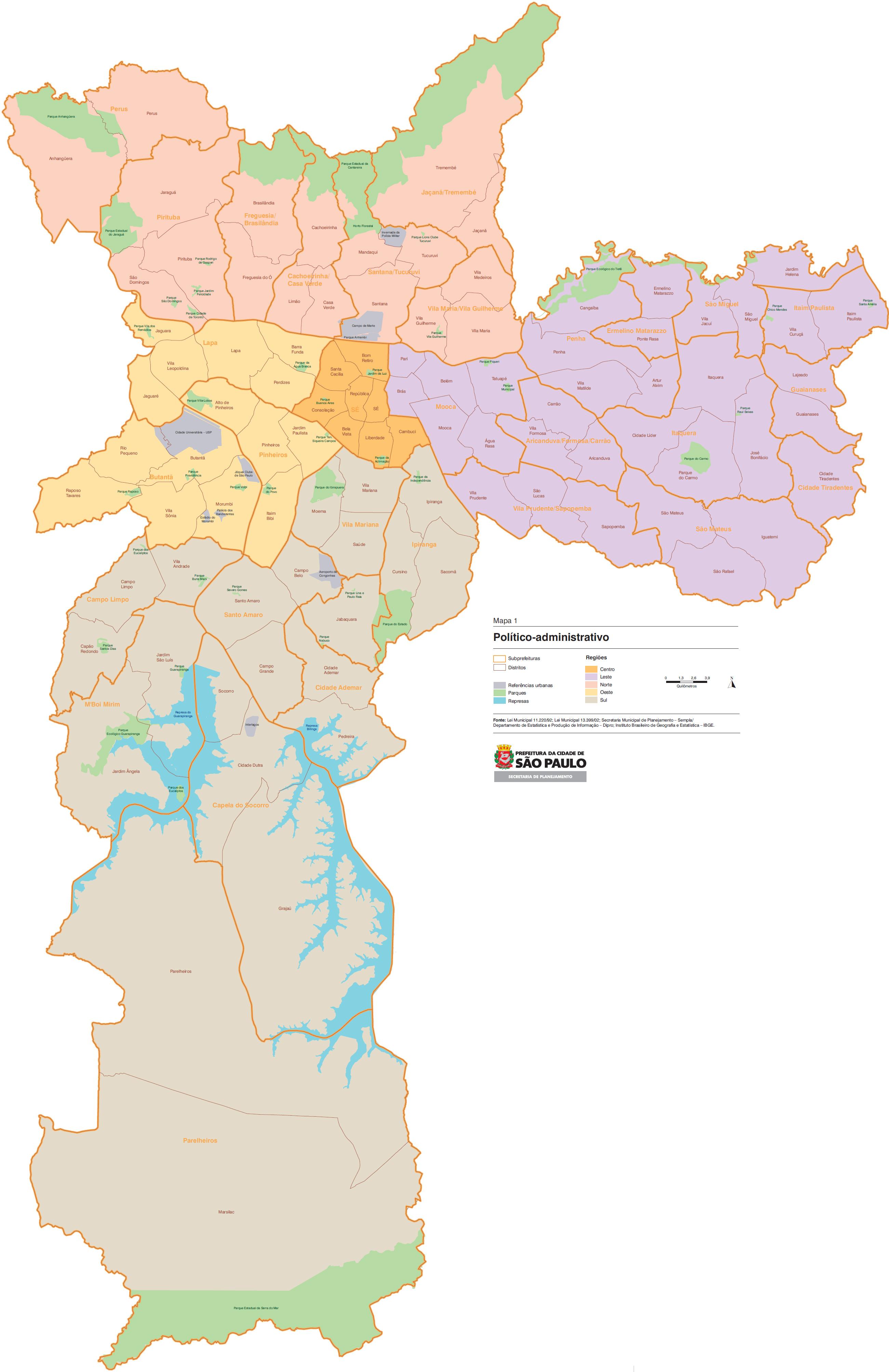 Aparador Jb Bechara Luxo Aquamarine ~ S u00e3o Paulo Bairros Mapa da Cidade