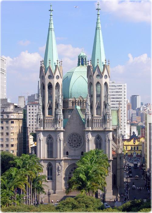 Catedral Se São Paulo